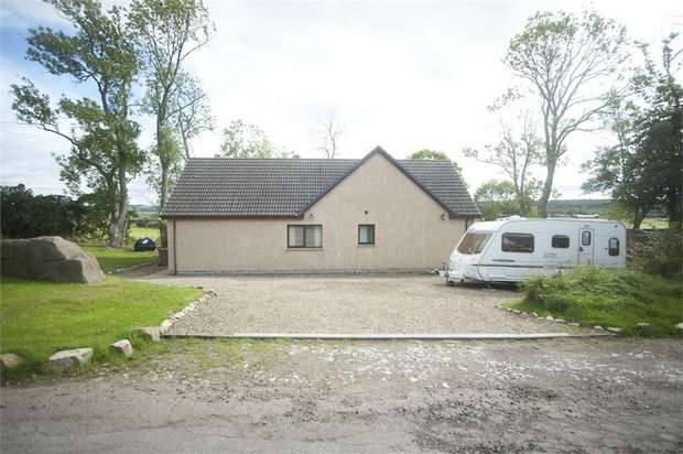 4 Bedrooms Detached Bungalow for sale in Grange, Keith, Moray
