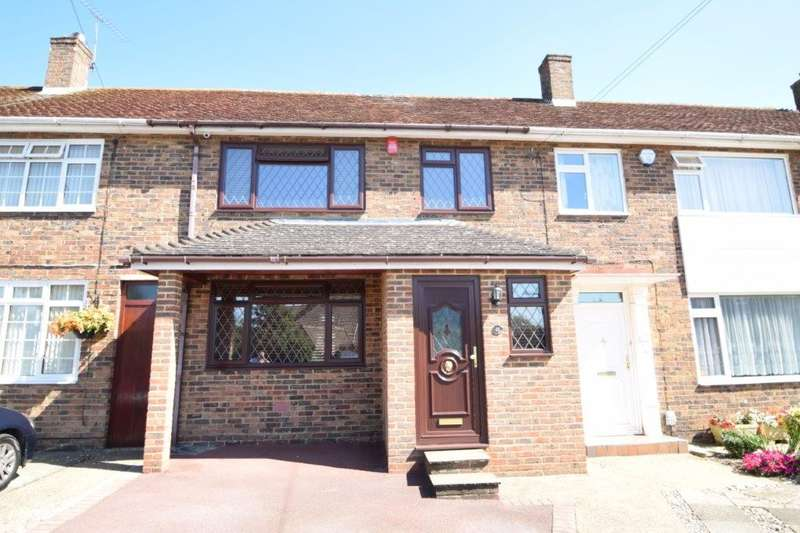 3 Bedrooms Terraced House for sale in Kidderminster Road, Slough, SL2