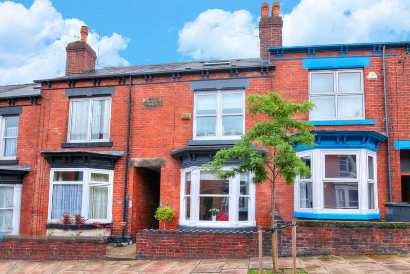 3 Bedrooms Terraced House for sale in 85 Ranby Road, Endcliffe Park, S11 7AN
