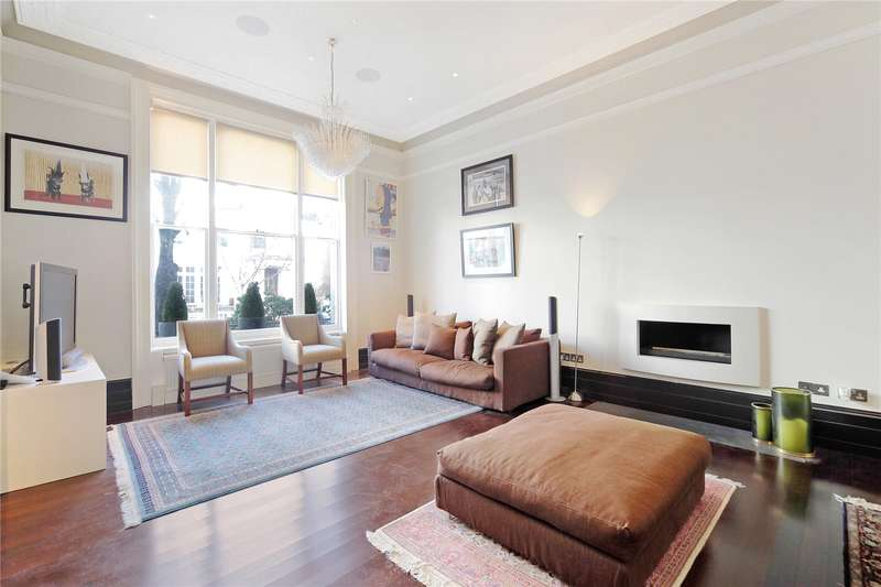 2 Bedrooms Ground Flat for sale in Pembridge Crescent, London, W11