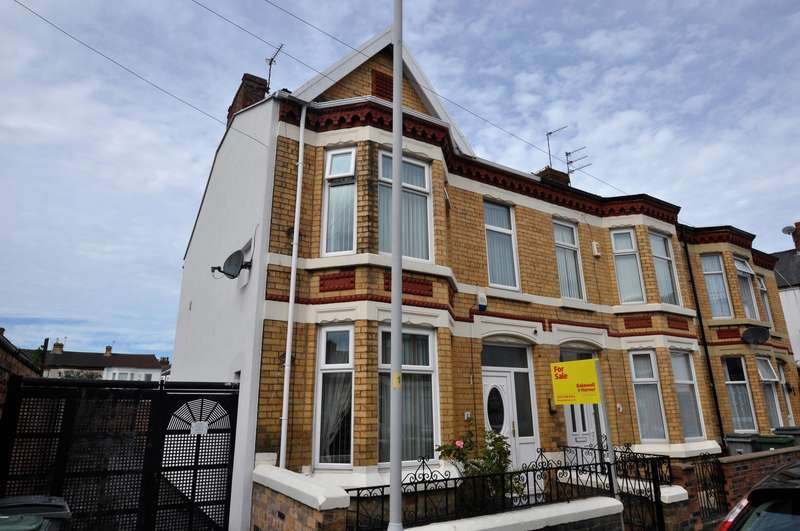 3 Bedrooms House for sale in Mulberry Grove, Wallasey
