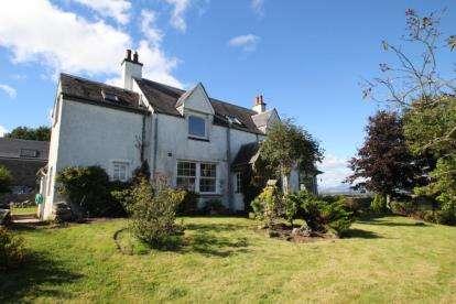 3 Bedrooms Detached House for sale in Near Gargunnock, Stirling