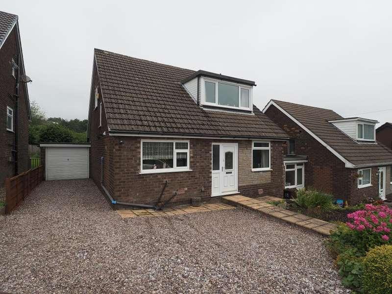 3 Bedrooms Detached House for sale in Aldersgate, New Mills, High Peak, Derbyshire, SK22 3BT