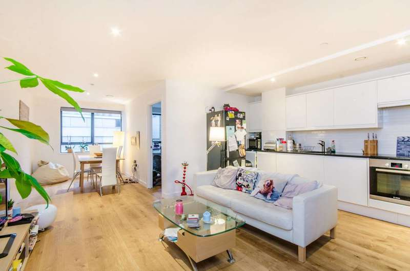 2 Bedrooms Flat for sale in Surrey House, Croydon, CR0