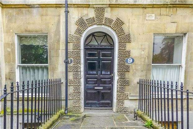 1 Bedroom Flat for sale in Sydney Place, BATH, Somerset, BA2