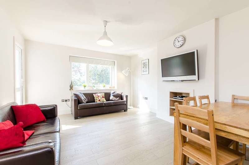 3 Bedrooms Flat for sale in Maskell Close, Brixton, SW2
