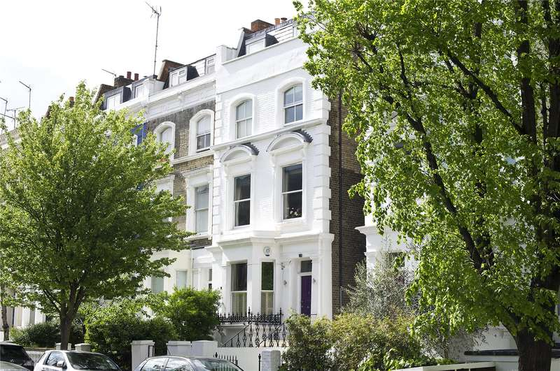 5 Bedrooms Maisonette Flat for sale in Lancaster Road, Notting Hill, London, W11