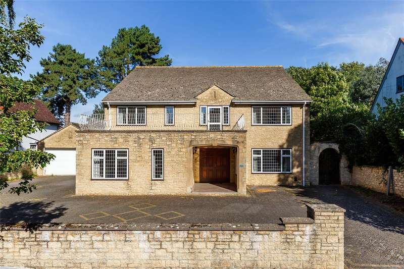5 Bedrooms Detached House for sale in Davenant Road, Oxford, OX2
