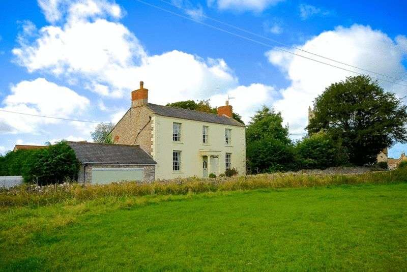 4 Bedrooms Detached House for sale in Evercreech - Between Castle Cary, Bruton and Shepton Mallet.