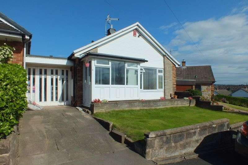 2 Bedrooms Detached Bungalow for sale in Belfast Close, Bradeley, Stoke-On-Trent