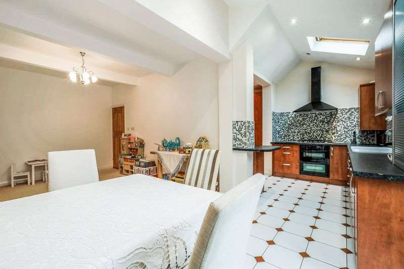 4 Bedrooms Semi Detached House for sale in Briar Avenue, Norbury, London