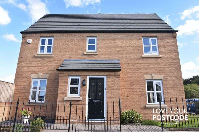 3 Bedrooms Terraced House for sale in Capesthorpe, The Forge, Oldbury, B69 2GP