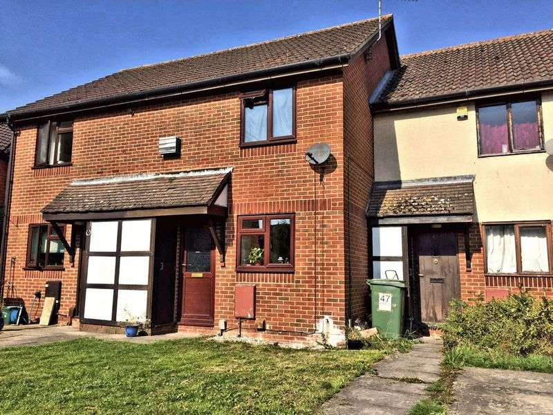 2 Bedrooms Terraced House for sale in Pebble Drive, Didcot