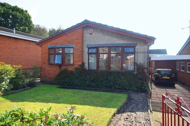 2 Bedrooms Detached Bungalow for sale in Lowell Drive, Weston Coyney