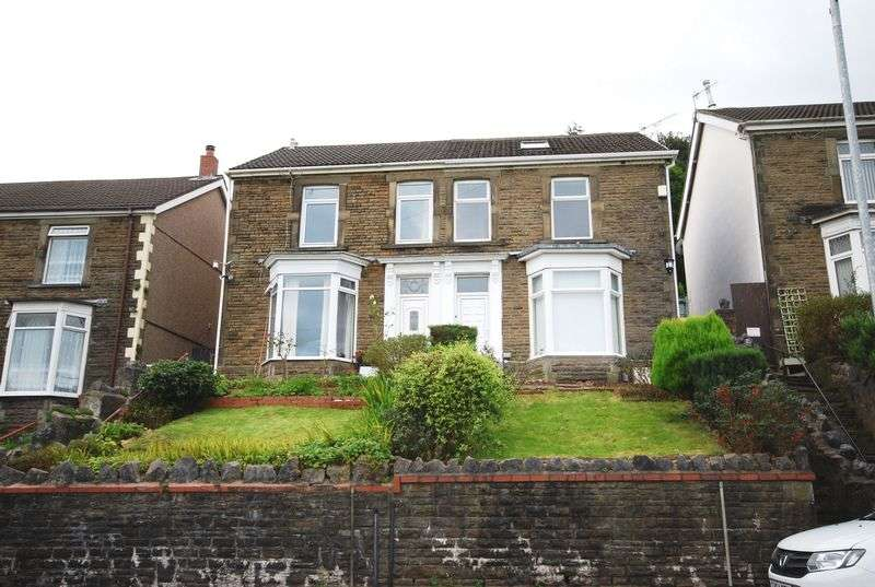 4 Bedrooms Semi Detached House for sale in 76 Old Road, Neath, SA11 2BU