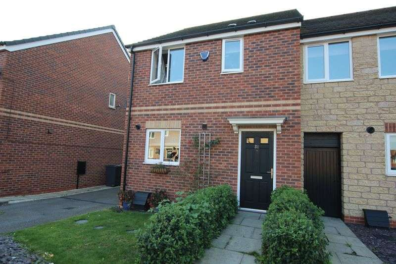 3 Bedrooms House for sale in 31 Pinewood Crescent, Lincoln