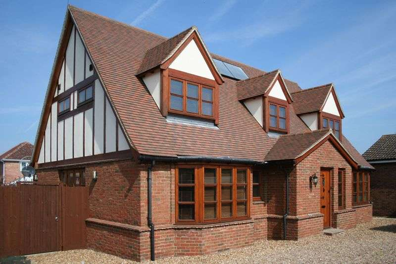 4 Bedrooms Detached House for sale in Eynesbury, St. Neots