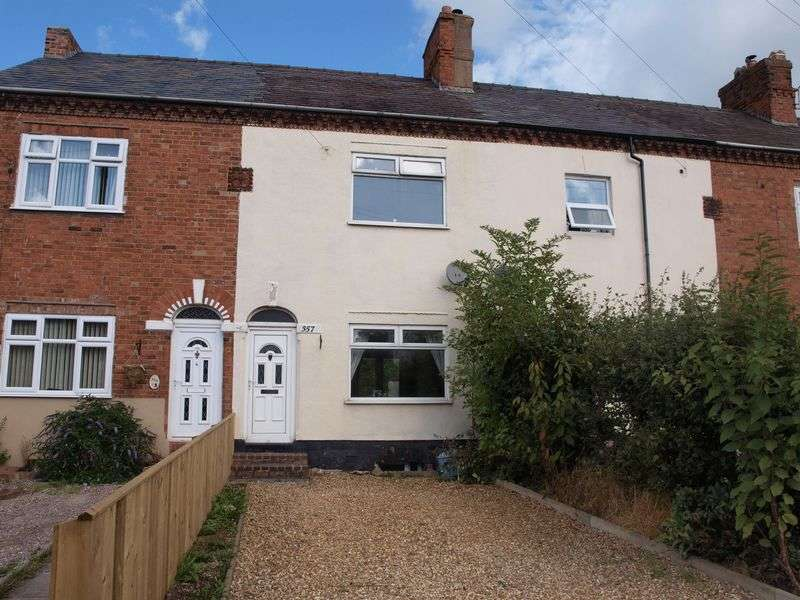 2 Bedrooms Terraced House for sale in Manchester Road, Northwich, CW9 7NL
