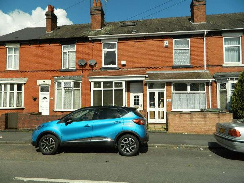 3 Bedrooms Terraced House for sale in Fraser Street, Bilston