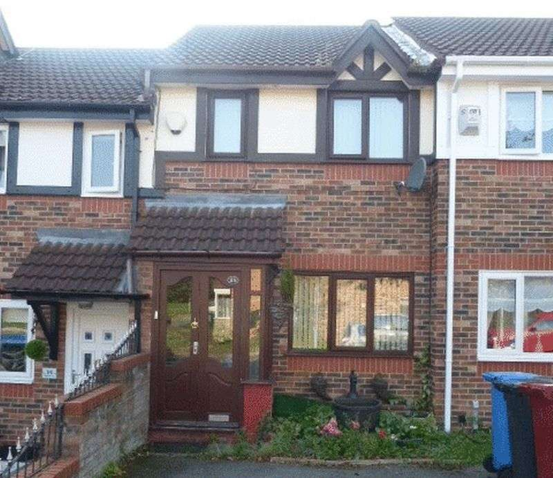 2 Bedrooms Terraced House for sale in Jasmine Court, Liverpool