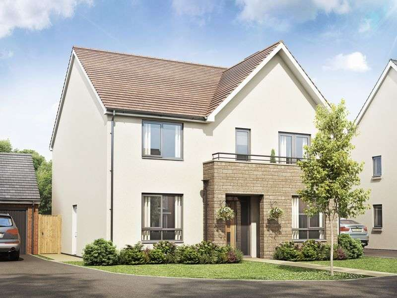 4 Bedrooms Detached House for sale in The Mayne plot 34, Bramshall Meadows, Uttoxeter
