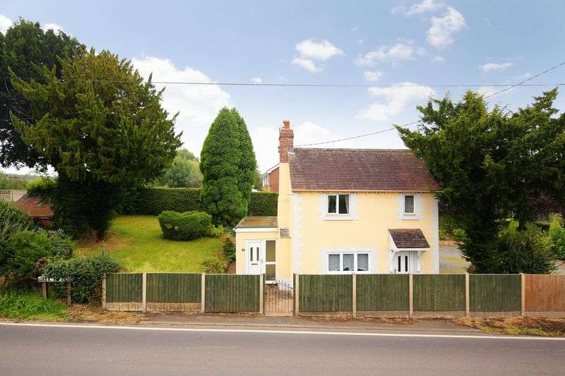 2 Bedrooms Cottage House for sale in 14 Harley Road, Shrewsbury