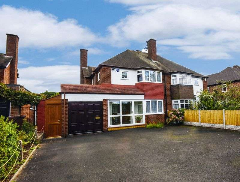 3 Bedrooms Semi Detached House for sale in Summervale Road, Hagley