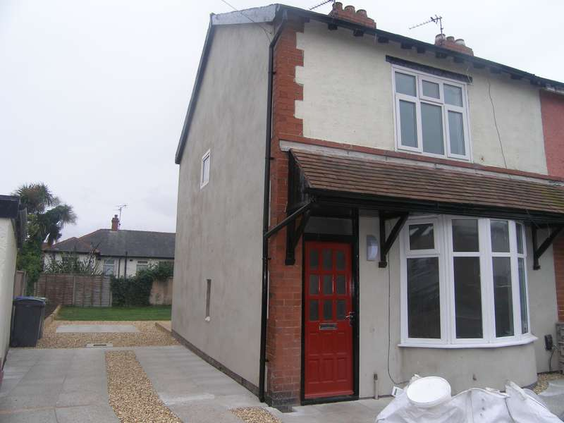 3 Bedrooms End Of Terrace House for sale in Tranmere Road, South Shore, Blackpool, FY4 3DL