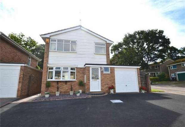 3 Bedrooms Detached House for sale in Holworth Close, Knighton Heath, Dorset