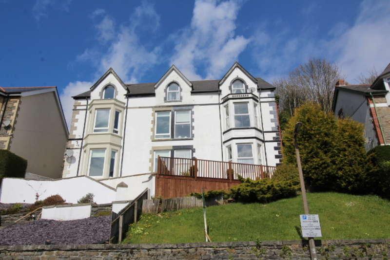 4 Bedrooms Semi Detached House for sale in Tyfica Road, Pontypridd