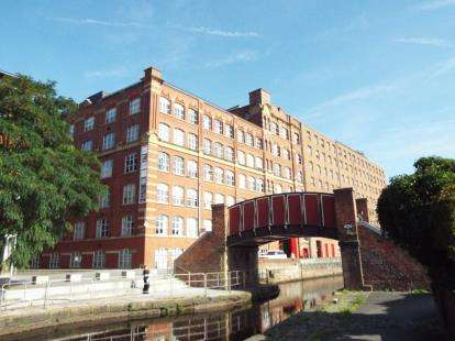 2 Bedrooms Flat for sale in Royal Mills, 2 Cotton Street, Manchester, Greater Manchester