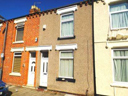 2 Bedrooms Terraced House for sale in Falmouth Street, Middlesbrough, North Yorkshire