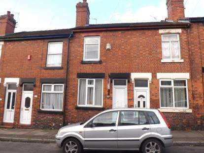 2 Bedrooms Terraced House for sale in Clare Street, Basford, Stoke-On-Trent, Staffordshire