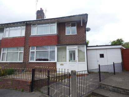 3 Bedrooms Semi Detached House for sale in Kinmel Avenue, Brinnington, Stockport, Cheshire