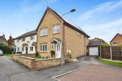 4 Bedrooms Detached House for sale in Field View, Sutton-In-Ashfield, Nottinghamshire, Notts