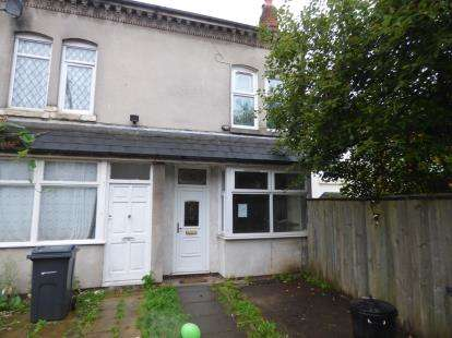 3 Bedrooms End Of Terrace House for sale in Oakfield Avenue, Oldfield Road, Birmingham, West Midlands