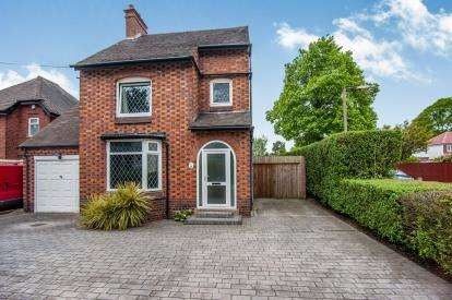 4 Bedrooms Detached House for sale in Ashby Road, Tamworth, Staffordshire, 49 Ashby Road