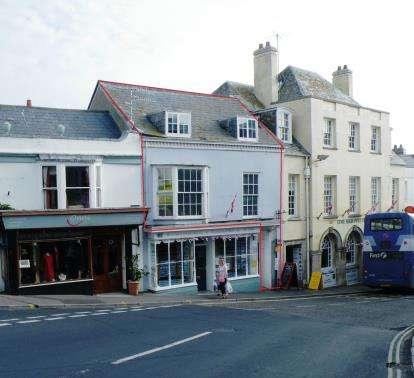 2 Bedrooms House for sale in Lyme Regis, Dorset
