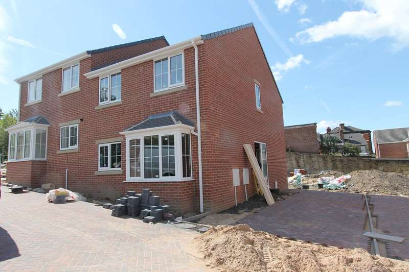 3 Bedrooms Semi Detached House for sale in Park View Court, Wombwell, Barnsley