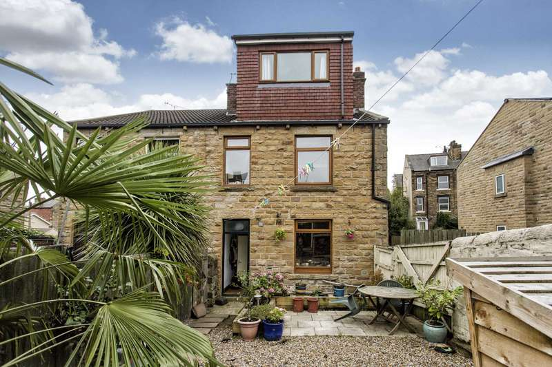 3 Bedrooms Semi Detached House for sale in Stanley House, 68A High Street, Morley, Leeds, LS27 0BY