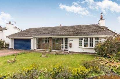 3 Bedrooms Bungalow for sale in Glasfryn, Henllan, Denbigh, Denbighshire, LL16