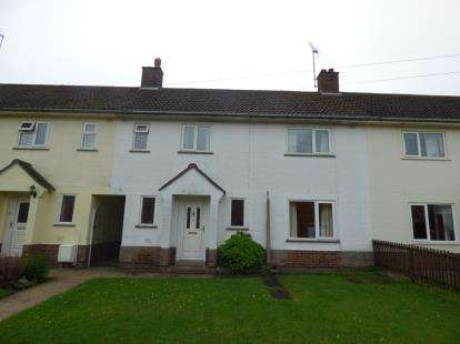3 Bedrooms Terraced House for sale in Camden Square, Bozeat, Wellingborough, Northamptonshire