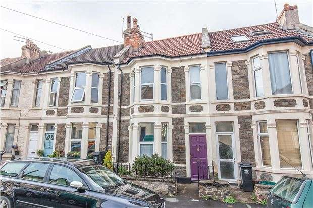 2 Bedrooms Terraced House for sale in Exeter Road, Southville, Bristol, BS3 1LY