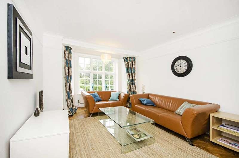 3 Bedrooms Flat for sale in Hampstead Way, Hampstead Garden Suburb, NW11