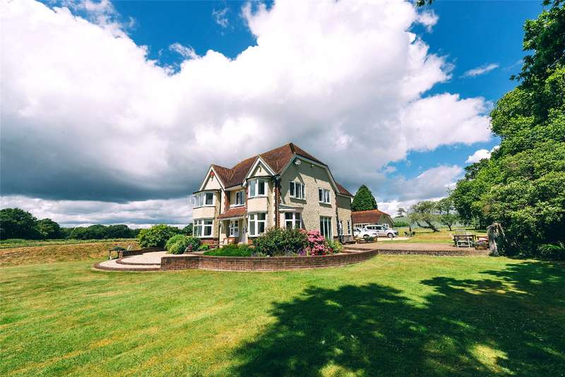 6 Bedrooms Detached House for sale in Undershore Road, Lymington, Hampshire, SO41