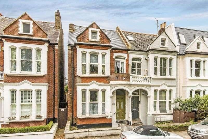 4 Bedrooms Property for sale in Rocks Lane, Barnes, London, SW13