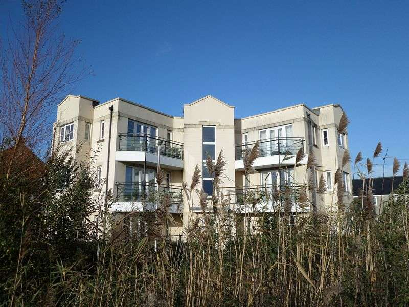 2 Bedrooms Flat for sale in Turnock Gardens, West Wick, Weston-Super-Mare