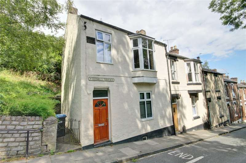 2 Bedrooms Terraced House for sale in Redhills Terrace, Durham City, DH1