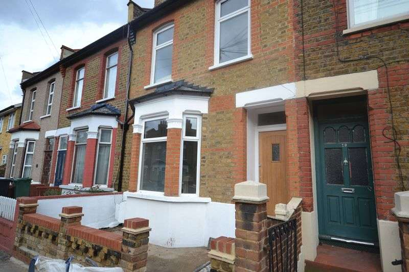 2 Bedrooms Terraced House for sale in Pasquire Road, Walthamstow , London