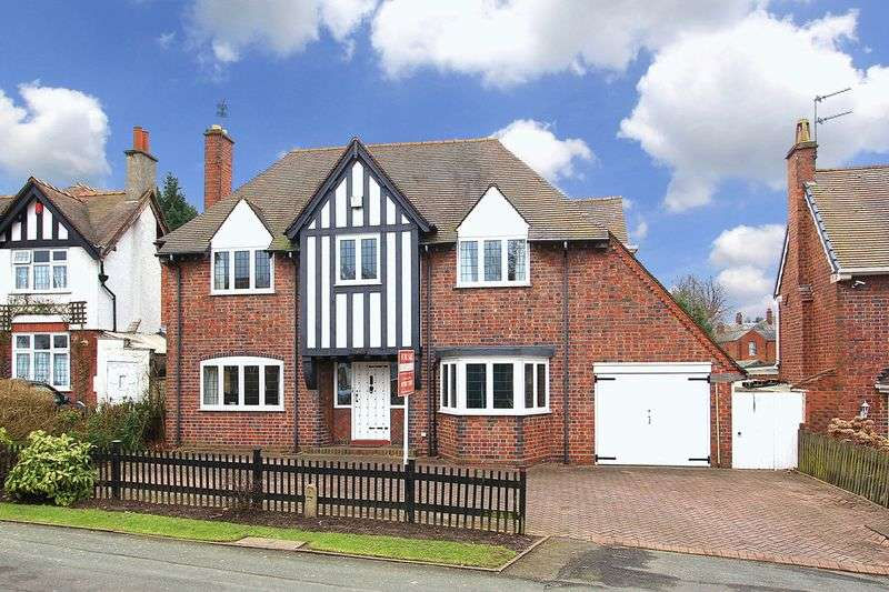 4 Bedrooms Detached House for sale in PENN FIELDS/BRADMORE